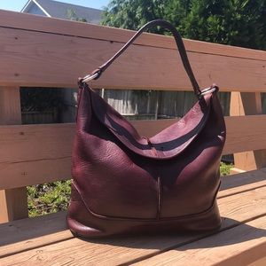 Frye Cara Leather Hobo bag